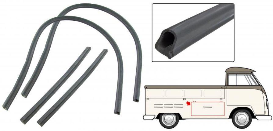 Těsnění víka/boční - Typ 2 Pick-up (» 1979)