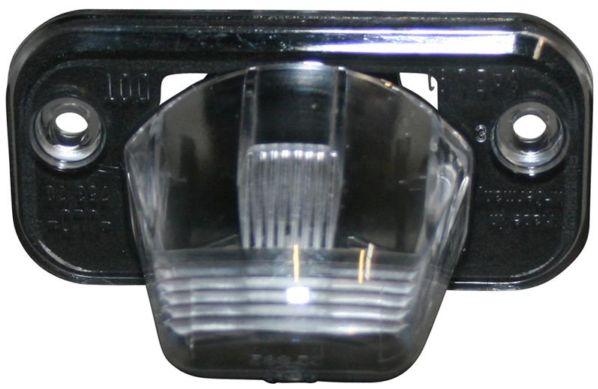 Osvětlení SPZ - Typ 4 (1990 » 03)