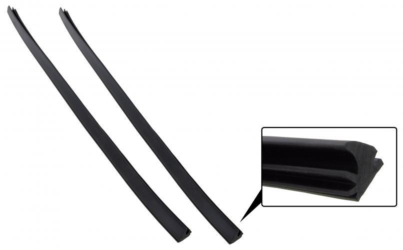 Těsnění/příčky skla ventilace - Typ 1/2 (1952 » 64)