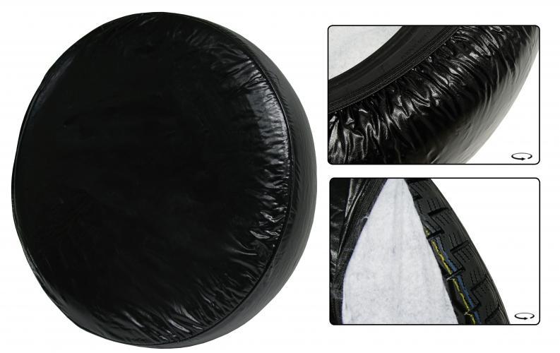 Kryt rezervního kola/černý vinyl - Typ 2 (» 1979)