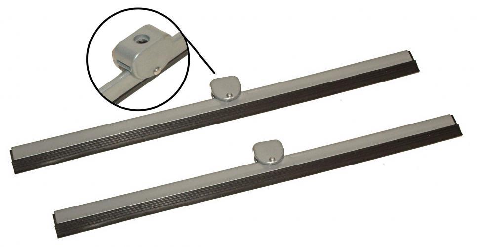 Lišty stírací 245mm/šedé - Typ 1 (1957 » 64)