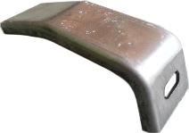 Držák nárazníku/přední schod L/P - Typ 2 (1959 » 67)