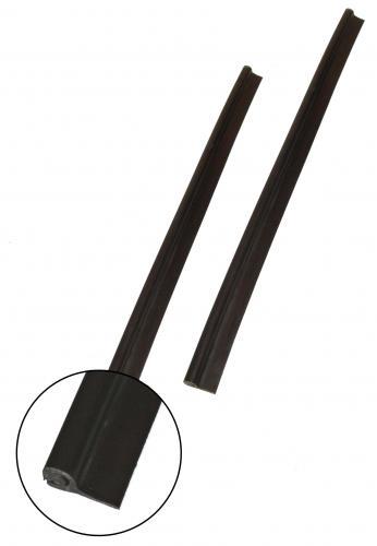 Těsnění zadního nárazníku/lapače nečistot - Typ 2 (1959 » 67)