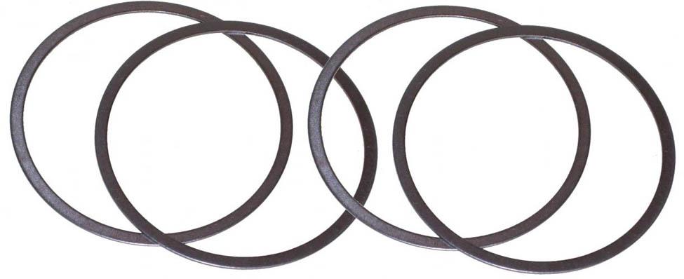 Podložky hlavy motoru/0762mm - Typ 1/3/CT motory (83.0/85.5/87.0/88.0mm)