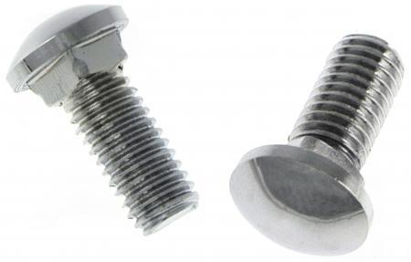 Šrouby nárazníku M8x20mm/chrom S/S - Typ 1/2/3 (» 1979)