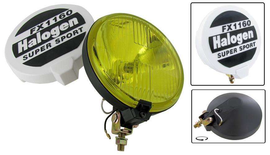 Světlo přídavné H3/160mm - Typ (univerzál)
