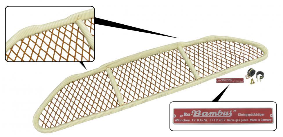 Přihrádka plast/Ra-Bambus - Typ 1 (1200/1300/1500/1302)