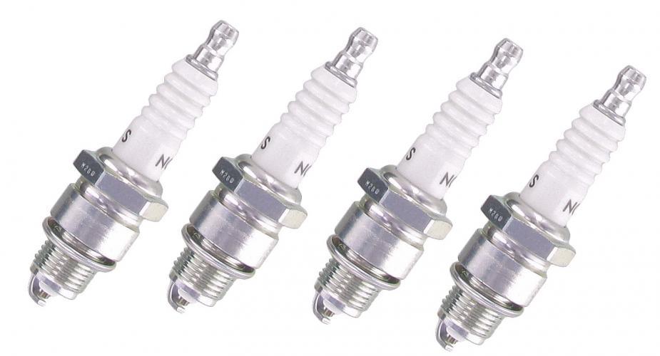 Svíčky zapalovací NGK BP5HS/Std - Typ 1/3/CT/CZ motory (» 1992)