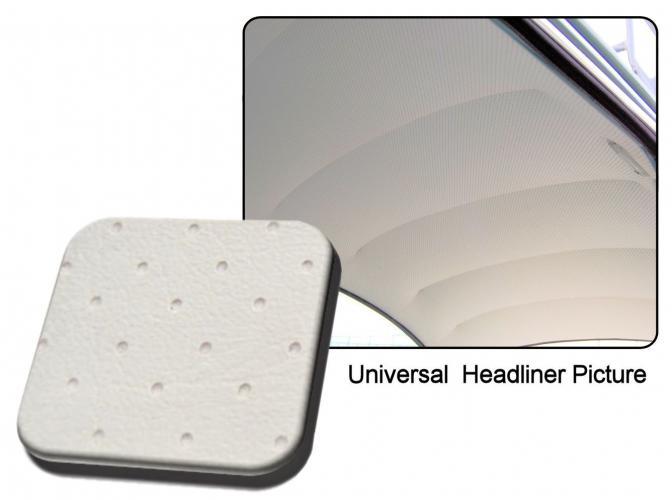 Čalounění stropu OE/bílý vinyl - Typ 1 (1963 » 67)