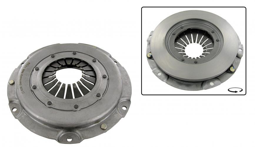 Kotouč přítlačný OE/215mm - Typ 1/4/CT/CZ/WBX motory (» 1983)