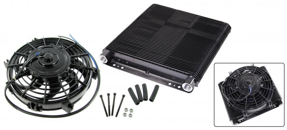Chladič oleje s ventilátorem 96/externí - Typ (» 2003)
