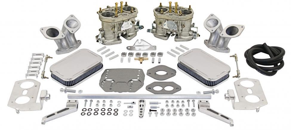 Karburátory EMPI HPMX 40/kit - Typ 3 motor (1961 »)