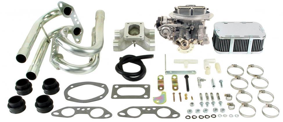 Karburátor progresivní/EMPI EPC 32/36/kit - Typ 2/25 (IV motor)