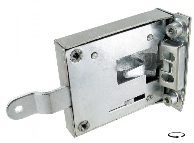 Zámek dveří/w - Typ 2 (1960 » 63)