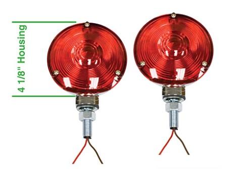 Světla koncová/104mm - Typ (Off-road)
