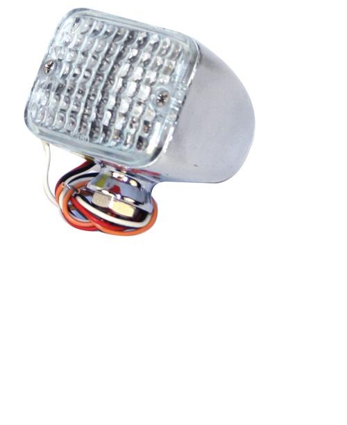 Světlo koncové poziční mini/LED/červené/červené/oranžové - Typ (univerzál)