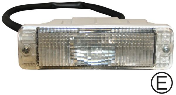 Světlo směrové bílé/přední L/P - VW Golf/Jetta/Golf Cabrio (1974 » 93)