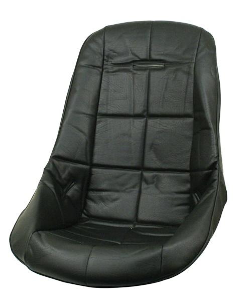 Potah sedadla/černý vinyl - T.1 Buggy/Baja (#62-2400)