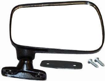 Zrcátko zpětné/vnější P - VW Golf/Jetta (1974 » 84)