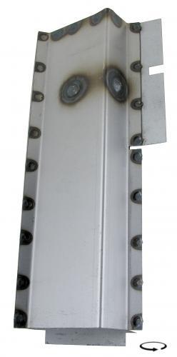 Sloupek-A spodní/komplet P - Typ 2 (» 1967)