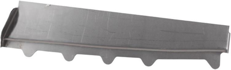Panel zadní/spodní roh/L - Typ 25 (1979 » 92)
