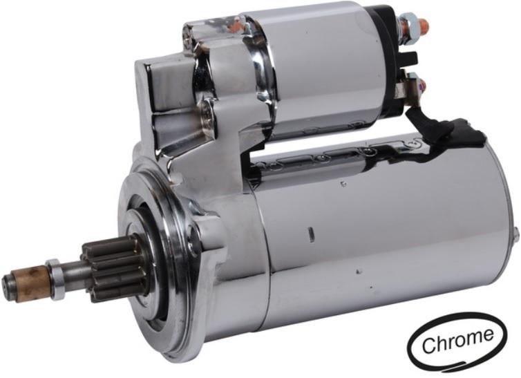 Startér motoru chrom/12V - Typ 1/2/3/14/181 (1966 » 03)