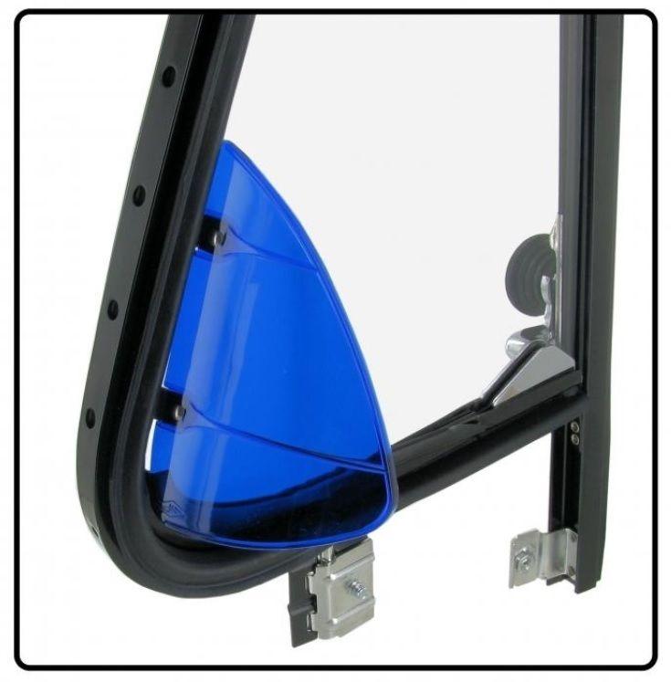 Nástavce modré/křídla ventilace - Typ 1/2/3/25 (» 2003)