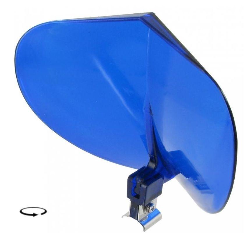 Kryt modrý/čelní sklo - Typ 1 (» 1966)