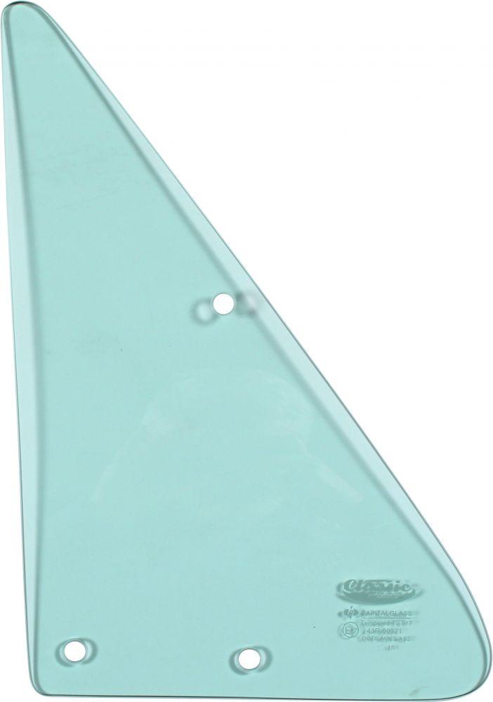 Sklo ventilace zelené/výklopné L - Typ 25 (1979 » 92)