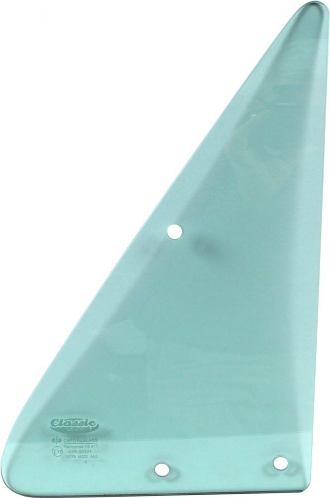 Sklo ventilace zelené/výklopné P - Typ 25 (1979 » 92)