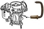 Injektor karburátoru - Typ 1 motor (28/30/31PICT)