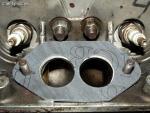Těsnění sání dual/karbon - Typ 1/3/CT/CZ motory (1970 »)