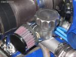 Filtr odvětrání motoru/chrom - Typ 1/2/3/14/25/181 (» 2003)