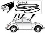 Těsnění skel plné Cal look/kit - Typ 1 (1971 » 77)