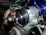 Řemenice chrom alternátor/generátor - Typ 1 motor (1960 »)