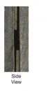 Lamela spojky 200mm/K-L - Typ 1/3 motory (race)