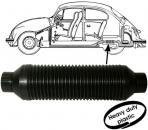 Trubka topení/plast - Typ 1 motor (1964 » 67)
