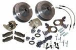 Kotoučové brzdy 5x205mm přední/kit - Typ 1/14 (1965 » 68)