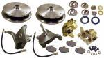 Kotoučové brzdy Sport 5x205mm přední/kit - Typ 1/14 (» 1965)