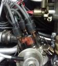 Palec rozdělovače/OE - Typ 1/3/4/CT/CZ/WBX motory (1959 »)