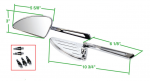 Zrcátka zpětná/Arrowhead - Typ 1 (univerzál)