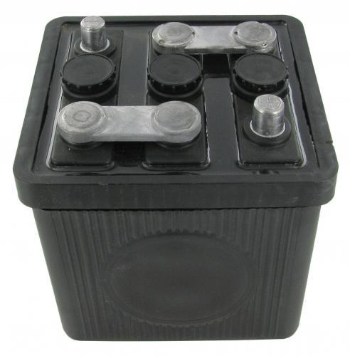 Akumulátor 66Ah - Typ 1/3/14 (6 Volt)