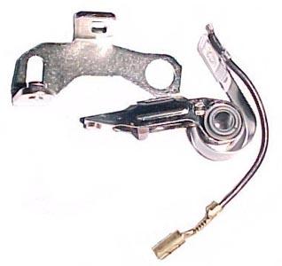 Kontakty zapalovací/OE - Typ 1/3 motory (1960 » 68)