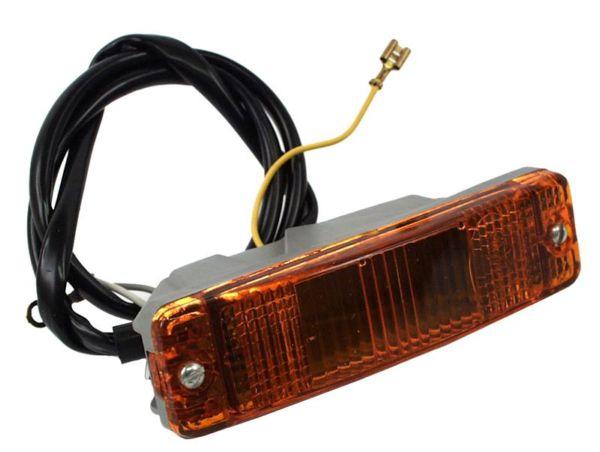 Světlo směrové oranž/přední L/P - Typ 1 (1974 » 03)