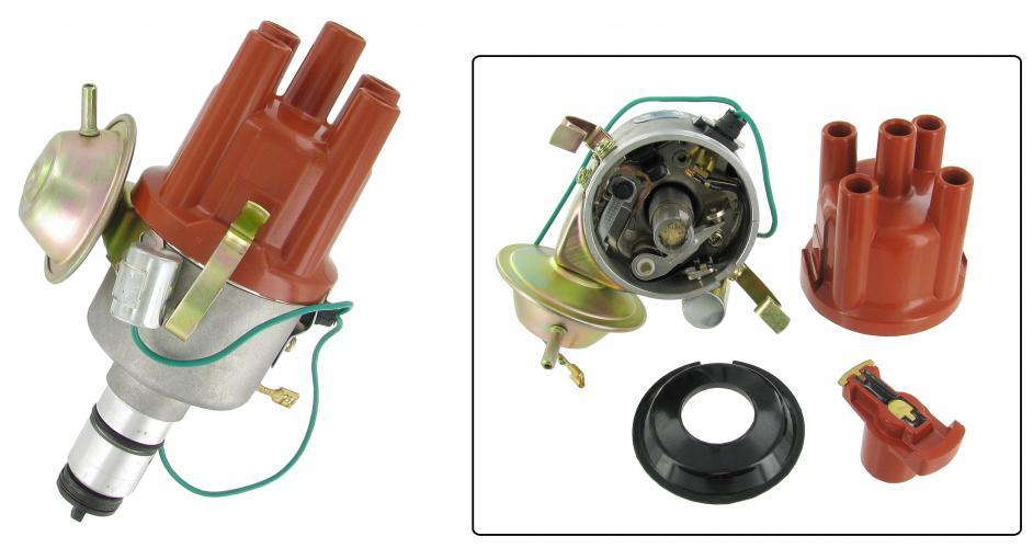 Rozdělovač/Std - Typ 1/3 motory (1967 »)