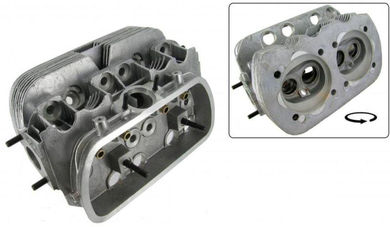 Hlava motoru/singl - Typ 1/3 motory (» 1970)
