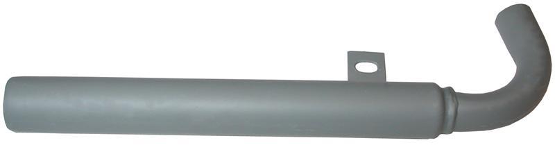 Koncovka výfuku/středový díl - Typ 2 (1963 » 71)