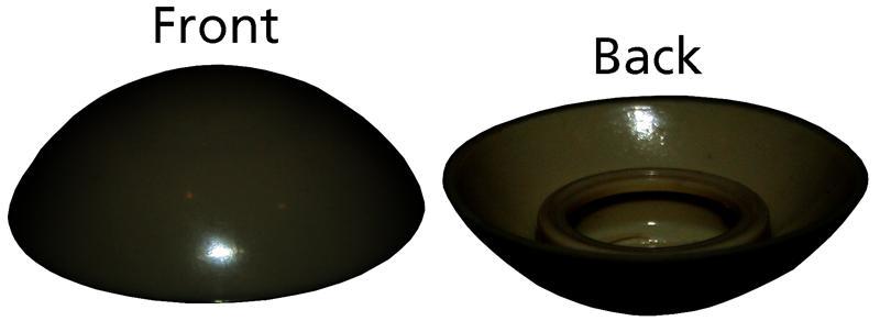 Krytka šroubu nárazníku/černá - Typ 2/25/LT (1972 » 92)