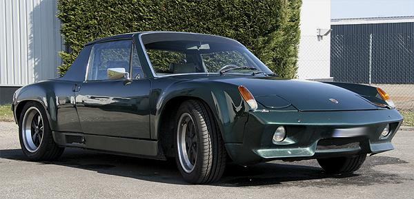 Filtr oleje - Typ 2/25/Porsche 914/4 (IV motory)
