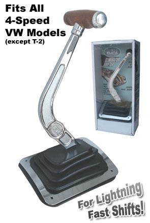 Páka řazení/T-Eliminator - Typ 1/3/14/34/181 (» 2003)